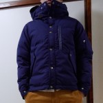 Journal Standard別注Northface Purple Labelの65/35ショートダウンジャケット
