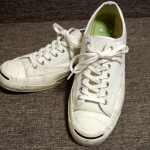 Converse Jack Purcell Addict キャンバス 白