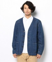 BEAMS-orslow-coverall3
