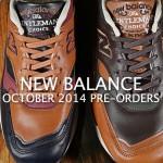 【予約】New BalanceのM1500GMN/M1500GMB Gentleman's Pack