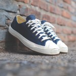 CONVERSE Jack Purcell JP Post Applied – Navy / Egret