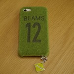 BEAMS ShibaCAL by shibaful×BEAMS / iPhone5・5S ケース