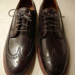 Alden Long Wing tip for The Bureau Belfast Color 8