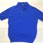 ジョンスメドレーのシーアイランドコットンポロシャツ