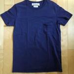 レミレリーフのポケットTシャツ